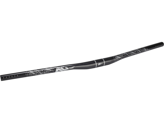 XLC HB-M18 All Mountain Topflat Bar Ø 31,8 mm glossy black